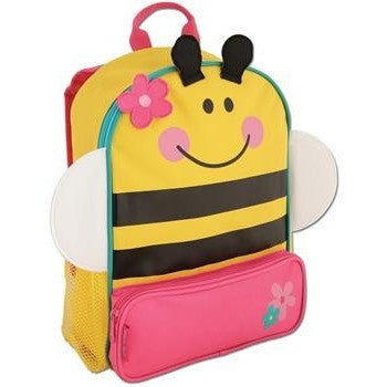Stephen Joseph - Sidekick Backpack (Bee)-Binky Boppy