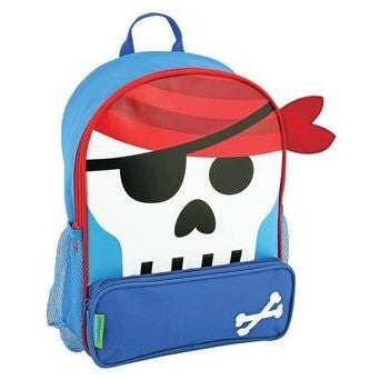 Stephen Joseph - Sidekick Backpack (Pirate)-Binky Boppy