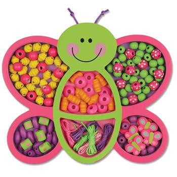 Stephen Joseph - Bead Boutique (Butterfly)-Binky Boppy