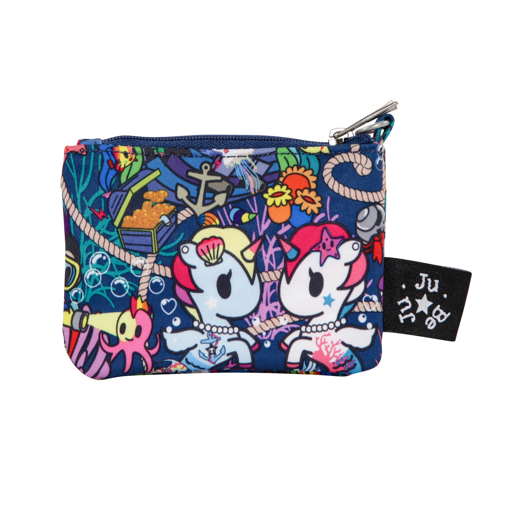 Jujube Tokidoki - Coin Purse (Sea Punk)-Binky Boppy