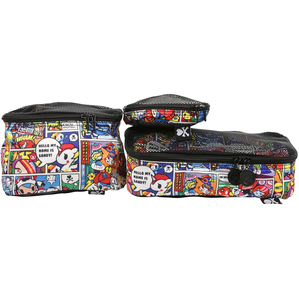 Jujube Tokidoki - Be Organized (Super Toki)-Binky Boppy