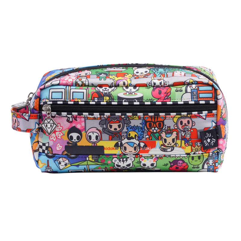 Jujube Tokidoki - Be Dapper (Sushi Cars)-Binky Boppy