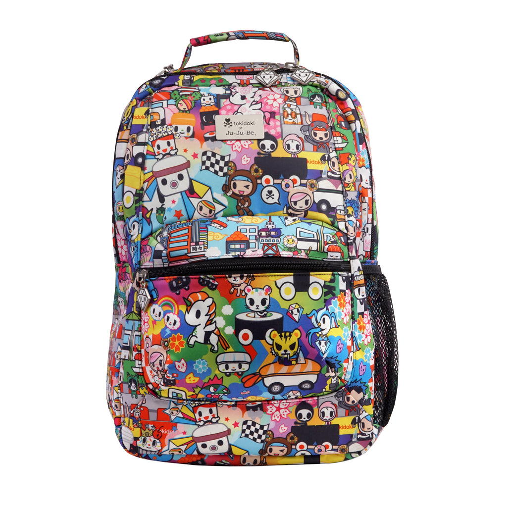 Jujube Tokidoki - Be Packed (Sushi Cars)-Binky Boppy
