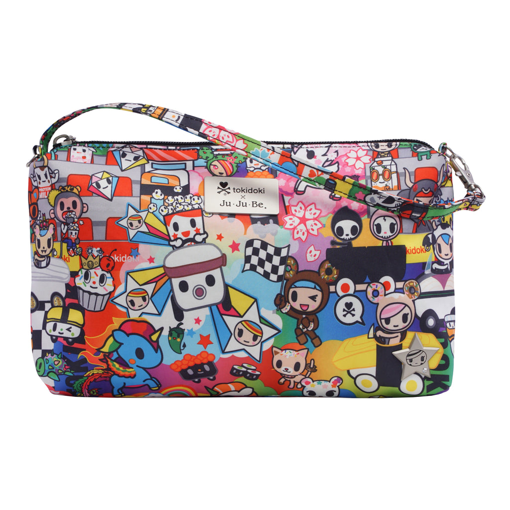 Jujube Tokidoki - Be Quick (Sushi Cars)-Binky Boppy