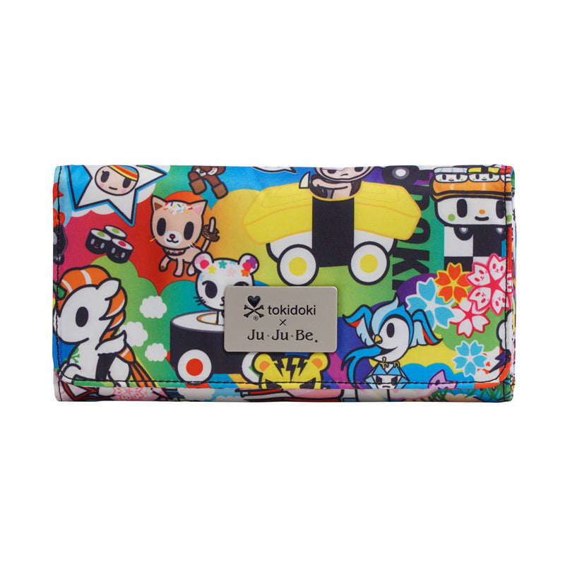 Jujube Tokidoki - Be Rich (Sushi Cars)-Binky Boppy