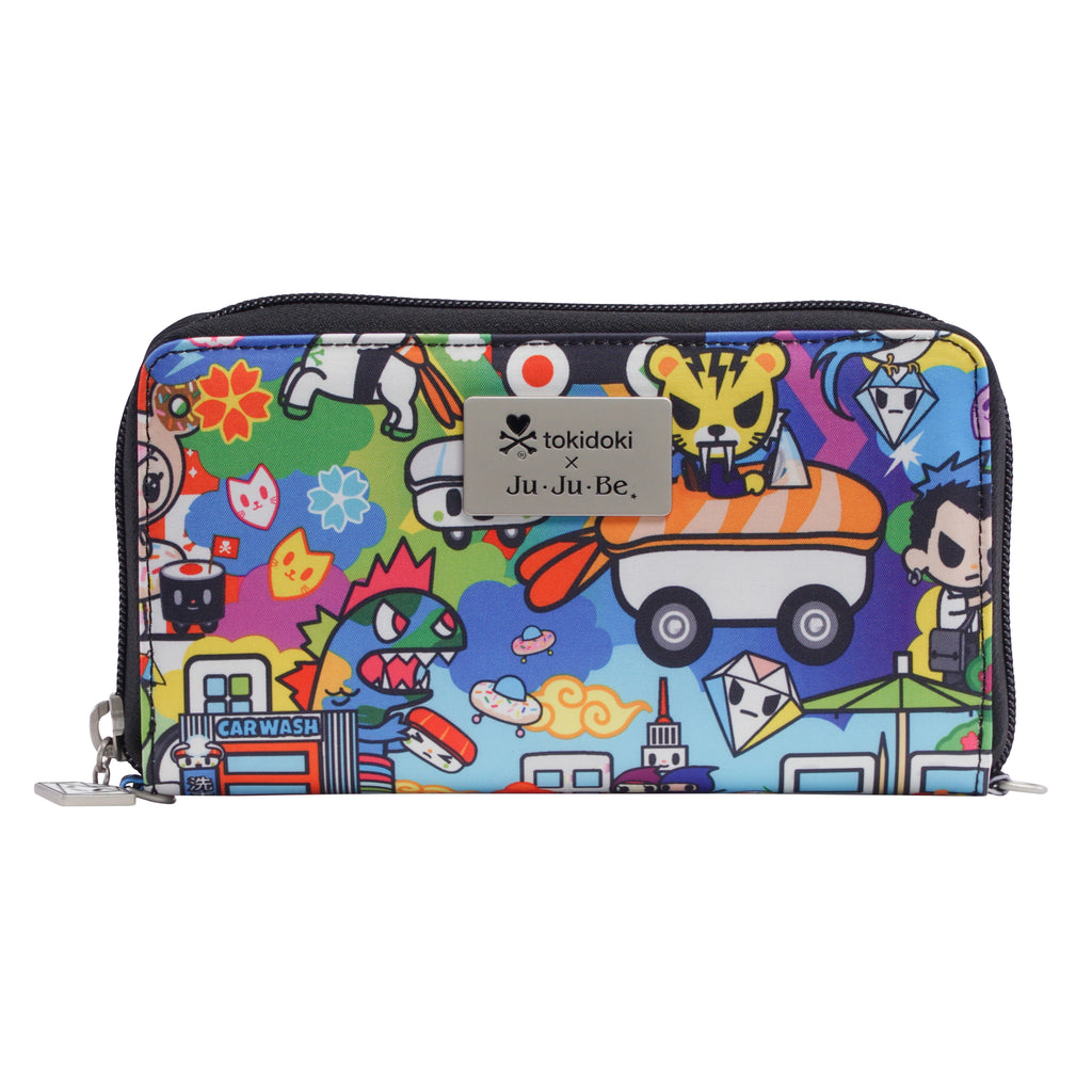 Jujube Tokidoki - Be Spendy (Sushi Cars)-Binky Boppy