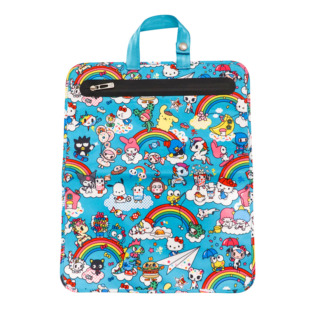 Jujube Tokidoki - Be Dry (Rainbow Dreams)-Binky Boppy