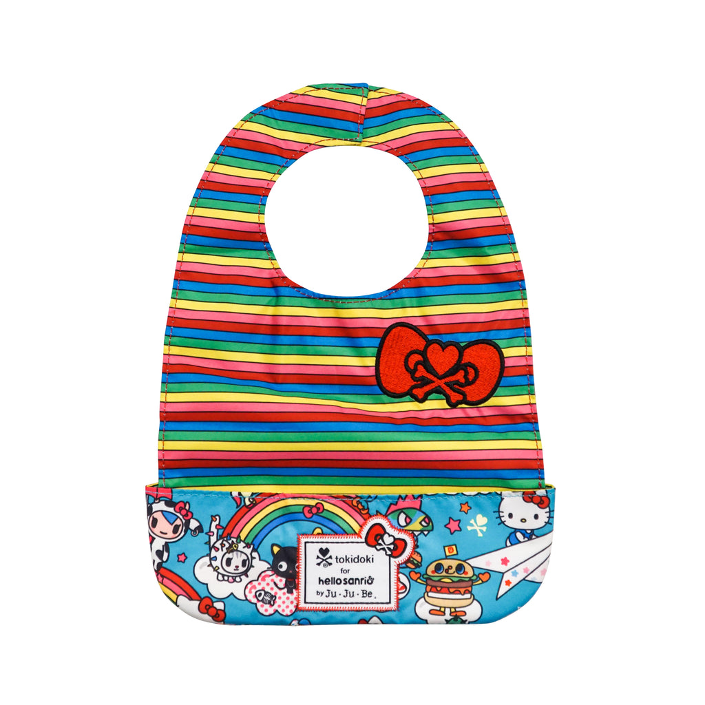 Jujube Tokidoki - Be Neat (Rainbow Dreams)-Binky Boppy