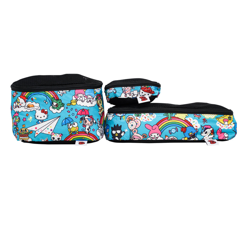 Jujube Tokidoki - Be Organized (Rainbow Dreams)-Binky Boppy