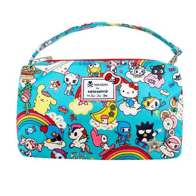 Jujube Tokidoki - Be Quick (Rainbow Dreams)-Binky Boppy