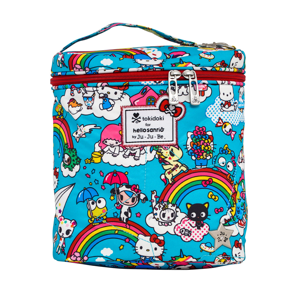 Jujube Tokidoki - Fuel Cell (Rainbow Dreams)-Binky Boppy