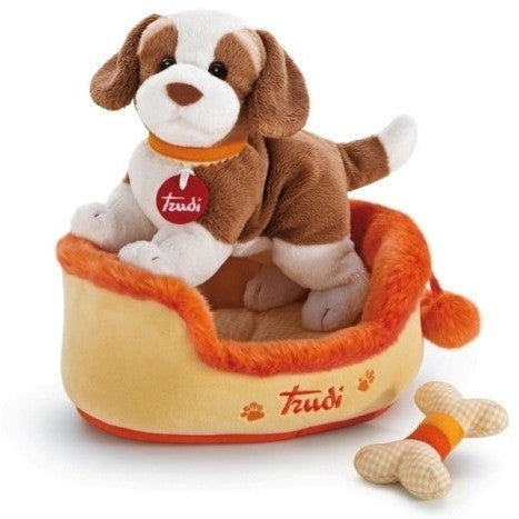 Trudi - Puppy Sweet Dreams-Binky Boppy