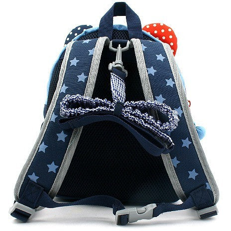 Winghouse - Bubble Mu Lucky Safety Harness Backpack (Blue)-Binky Boppy