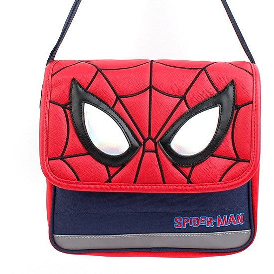 Winghouse - Spiderman Power Cross-Binky Boppy