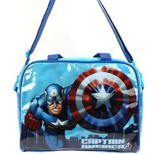Winghouse - Captain America Beach Bag-Binky Boppy