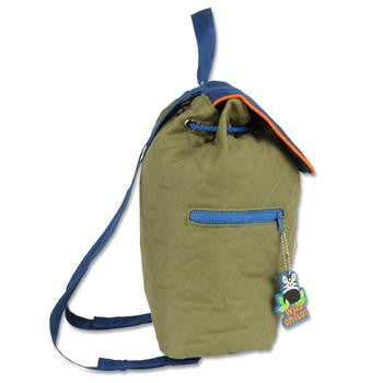 Stephen Joseph - Quilted Backpack (Zoo)-Binky Boppy