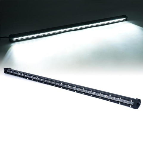 "Xprite 32"" 150W Ultra Thin Astro Series Flood Beam CREE LED Light Bar"