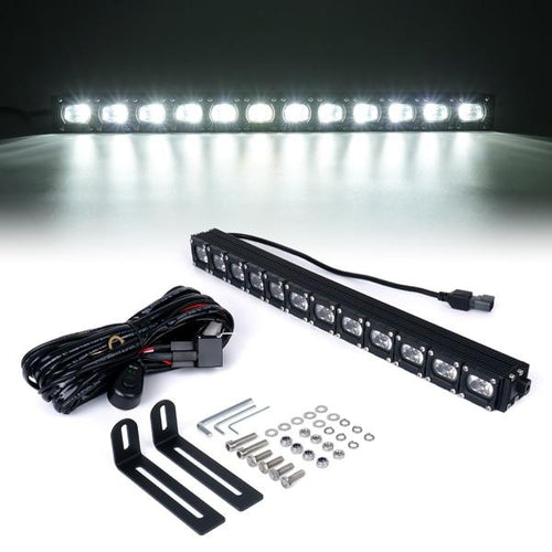 "Xprite C7 Cosmos Series 20"" CREE LED Spot Flood Combo Light Bar"