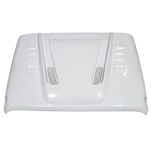 Transformer Series Fiber Glass Hood for 07-17 Jeep Wrangler