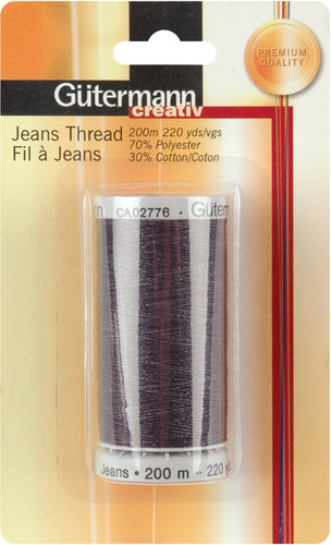 Gutermann Jeans Thread 220yd