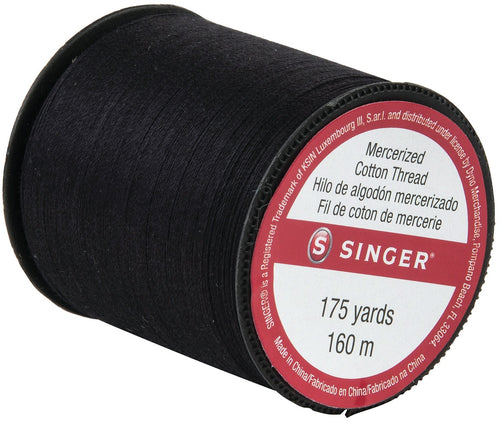 Singer Mercerized Cotton Thread 175yd