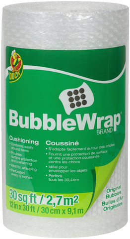 "Duck Bubble Wrap 12""X30"""