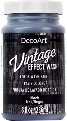 DecoArt Vintage Effect Wash Paint 8oz