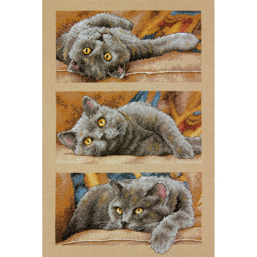 "Dimensions Counted Cross Stitch Kit 10""X15"""