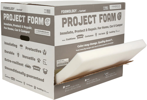 Fairfield Project Foam