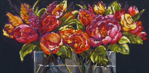 "Dimensions Counted Cross Stitch Kit 18""X9"""