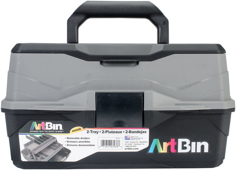 ArtBin Lift Tray Box W/2 Trays & Quick Access Lid Storage