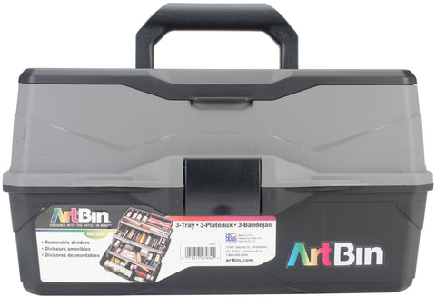 ArtBin Lift Tray Box W/3 Trays & Quick Access Lid Storage