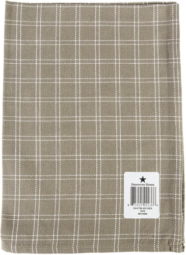 "Dunroven House Basket Weave Kitchen Towel 20""X28"""