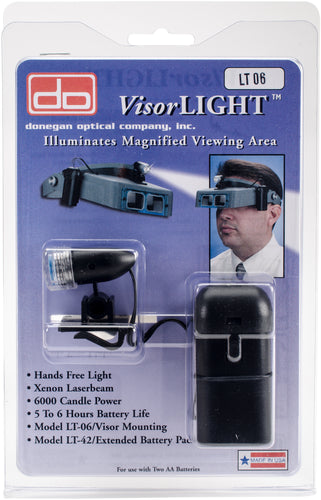 Donegan Optical VisorLIGHT