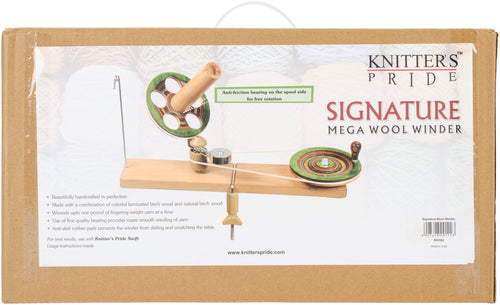 Knitter's Pride-Signature Series Ball Winder