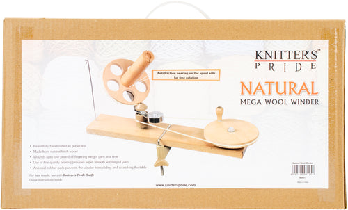 Knitter's Pride-Natural Series Ball Winder
