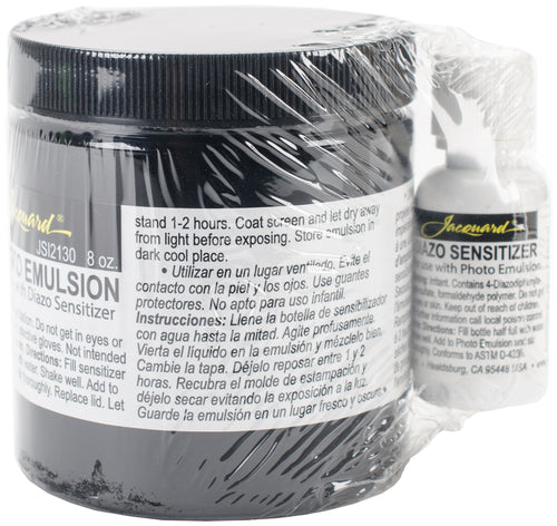 Emulsion & Diazo Sensitizer 8oz