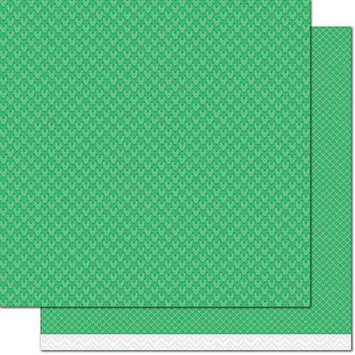 "Knit Picky Double-Sided Cardstock 12""X12"""