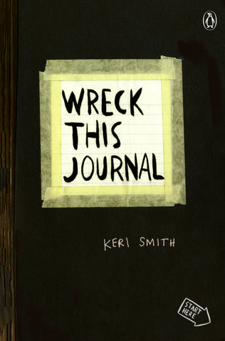 "Wreck This Journal Expanded Edition 5.5""X8.25"""