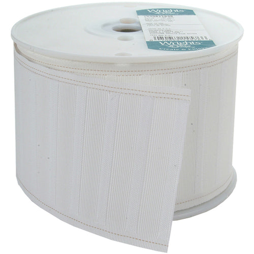 "Wrights Multi Pleater Tape 3.875""X3yd"