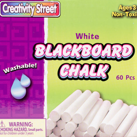 Blackboard Chalk Bucket 60/Pkg