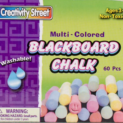Blackboard Chalk 60/Pkg