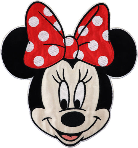 Wrights Disney Minnie Mouse Iron-On Applique