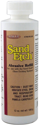 Sand Etch Grit Refill