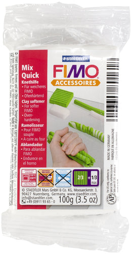 Fimo Mix Quick Clay Softener 3.5oz