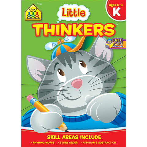 Little Thinker Workbook