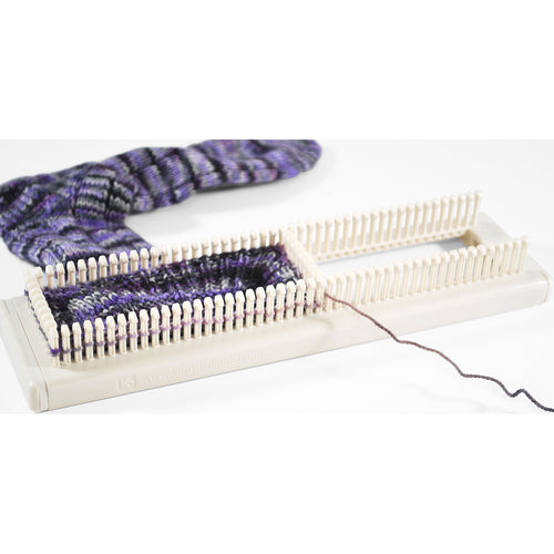 "Knitting Board Sock Loom EFG 10""X2.5"""