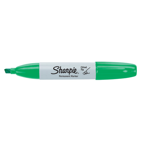 Sharpie Chisel Tip Permanent Marker Open Stock