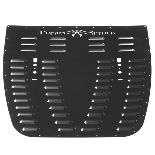18-Present JL Rubicon And 20-Present Gladiator Rubicon Hood Louvers Black Aluminum 19-53-012P1 Poison Spyder 18-Present JL Hood Louver Sport/Sahara And 20-Present Gladiator Black Aluminum 19-53-010P1 Poison Spyder