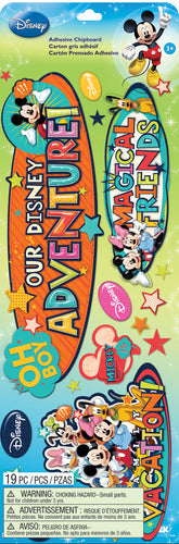 Disney Adhesive Chipboard